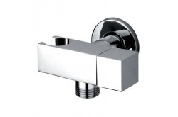 Maro D'Italia ročni tuš wc s kotnim ventilom in regulacijo pritiska vode Ø22