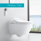 Villeroy & Boch ViClean L4 higienska wc deska z Subway 2.0 wc školjko