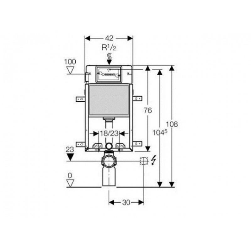 geberit kombifix basic up100 tooaleta. Black Bedroom Furniture Sets. Home Design Ideas