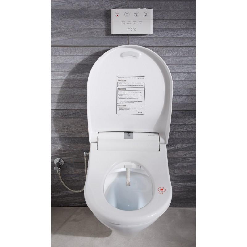 Maro d 39 italia di600 elektronski wc bide sede tooaleta for Water e bidet insieme